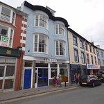 Penguin Cafe, Aberystwyth
