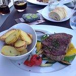 """Perfektes Nachtessen in einer perfekten """"Location"""". Super nette Gastgeber und das Essen ist abso"""