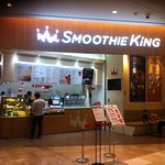 Smoothie King Lotte World Tower B1