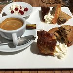 Awesome Cafe Gourmand at Galerie M Aug 2016