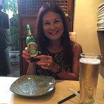 Many of my friends drink Bud, but I myself prefer Tsingtau!