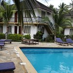 Kitete beach bungalows