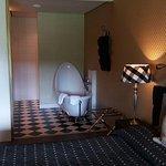 Restaurant Hotel Merlet Foto