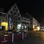 Marienplatz Paderborn Foto