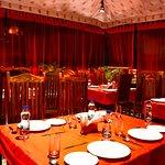 Majestic & Mesmerizing Dining Setting at Apnayt Villa