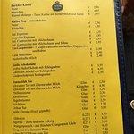 Kaffeehaus Konditorei Restaurant Thron Foto