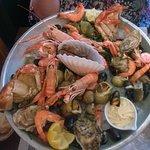 plateau fruits de mer à 35 €