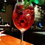 Sommerdrink 2016 - Lillet Wild Berry