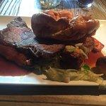 Trio of roast and roast beef