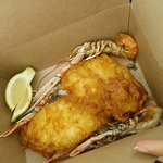The Bay Fish & Chips Foto