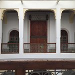 Amazing Riad, beautiful room, cozy garden, friendly welcome from the owners, i recomend it to my