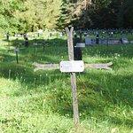 Grave of Austrian soldier