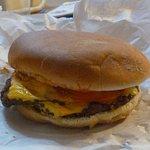 The Dash Burger...