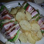 The Best Club Sandwich in the City!!