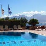Photo de Faedra Beach Hotel