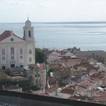 Photo de Miradouro de Santa Luzia