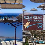 ‪Aegean Village Hotel & Bungalows‬