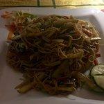 Comida asiática de calidad