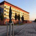 Photo de Hotel Pyramide Bad Windsheim