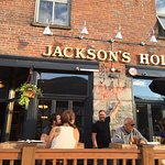 Photo de Jackson's Hole & Grill