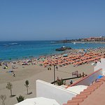 Playa de las Vistas Foto