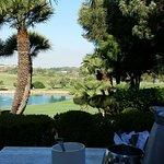 Vistas desayuno terraza