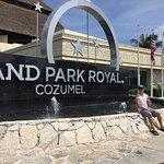 Foto de Grand Park Royal Cozumel