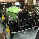 Pierce Arrow in the Cairo Antique Auto Museum