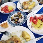 Psaropoulus, Hellenische Köstlichkeiten
