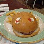 Hamburger pour les enfants