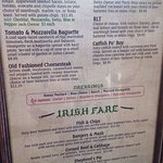 Foto de Grace O'Malley's Irish Pub