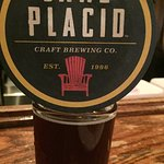 UBU Ale. It's a Lake Placid staple
