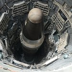 Missile in silo