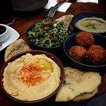 Middle Eastem Platter