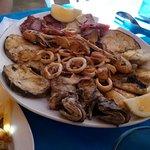 pescado a la plancha para 2 precio:36€ la fuente