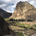 Photo de Pinkuylluna Mountain Granaries
