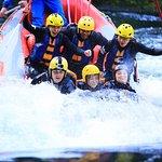 Rotorua Rafting Foto