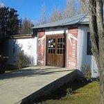 ingreso al museo centro de interpretación Calafate
