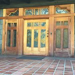 Grand Entryway Gamble House