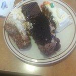 Mmmmm. Dessert!