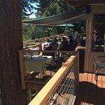 Oyster Bar on Chuckanut Drive Foto
