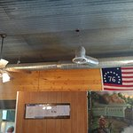 Hatch Station's Dining Car Restaurant Foto
