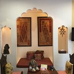 India themed room