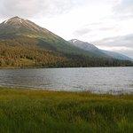Summit Lake Lodge-billede