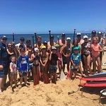 Foto de Uncle Bryan's Sunset Suratt Surf School
