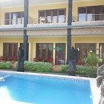 Wayan's House