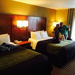 Photo de Comfort Inn & Suites North