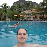 Photo de Aonang Villa Resort