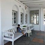 Foto de Porto Mykonos Hotel