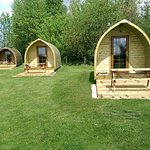 Pod with decking